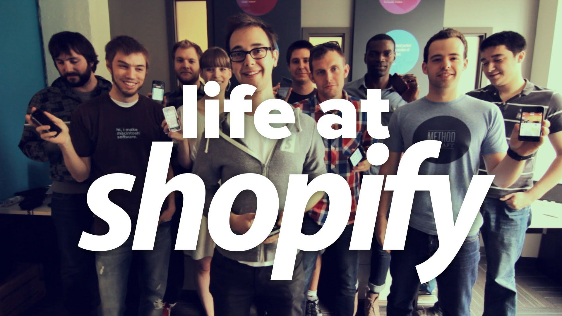 shopify employee value proposition