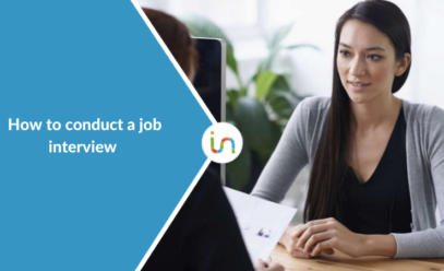 How to conduct a job interview. A guide for recruiters.