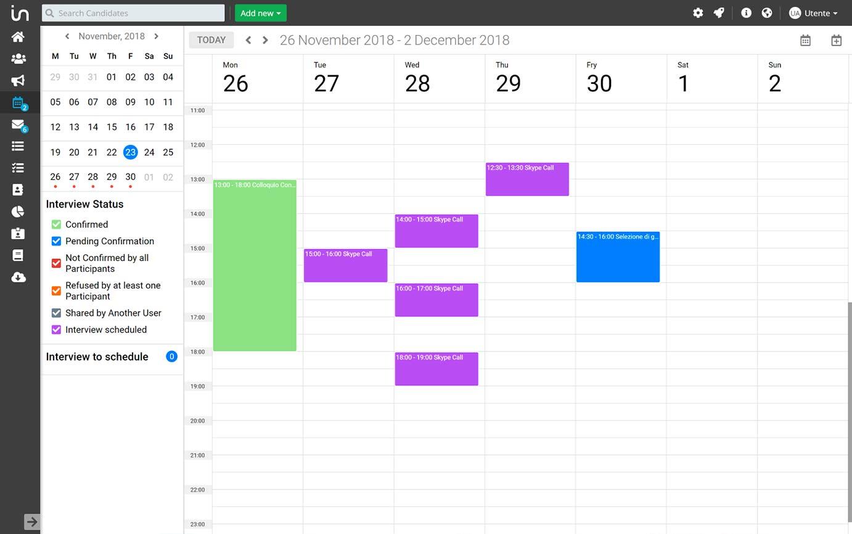 Planifier un rendez-vous