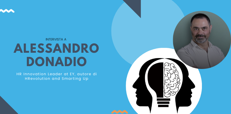 HR tra evoluzione umana e innovazione tecnologica – Intervista ad Alessandro Donadio