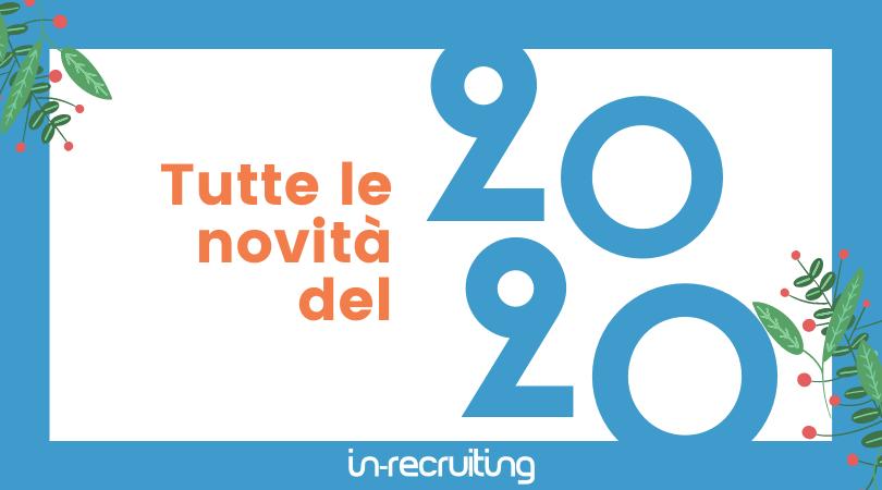 Uno sguardo indietro sul 2020 di In-recruiting