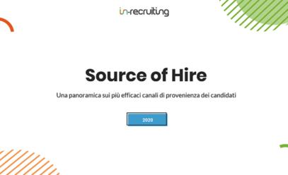 Source of Hire 2020: il primo report sui più efficaci canali di reclutamento